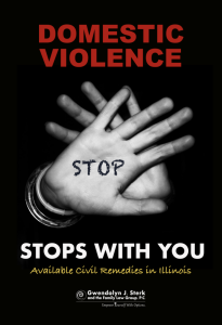 Domestic violence Stops with you